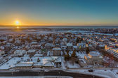 Reykjavik Sunset — Stock Photo