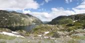 Norge landskap — Stockfoto