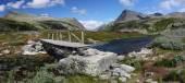 Pejzaż norwegii — Zdjęcie stockowe