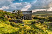 Abandoned Cottage on Bodmin Moor — Stock Photo