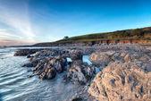 Wembury Beach in Devon — Stock Photo