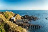 Lizard Point in Cornwall — Stock Photo