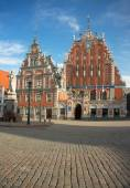 House of the Blackheads, Riga   — Stock Photo