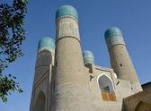 Medrese Chor-Minor - Bukhara — Stock Photo