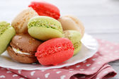 Sweetness on a plate — Stock Photo