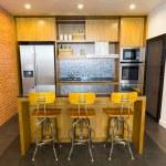Modern Kitchen — Stock Photo #60546137
