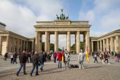 Berlin, Germany — Stock Photo
