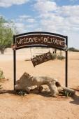 Solitaire, Namibia — Stock Photo