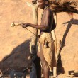 Damara man, Namibia — Stock Photo #67024789