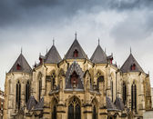 A historic Cathedral in France — Stock Photo
