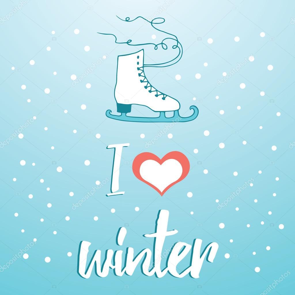 Картинки про зиму и рождество