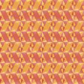 Fondo transparente con figuras geométricas abstractas — Vector de stock