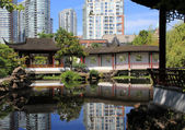 Chinese tuin — Stockfoto