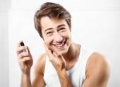 Men's perfum — Stock Photo