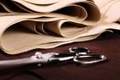 Chamois leather — Stock Photo