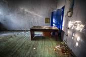 放棄された学校 — ストック写真