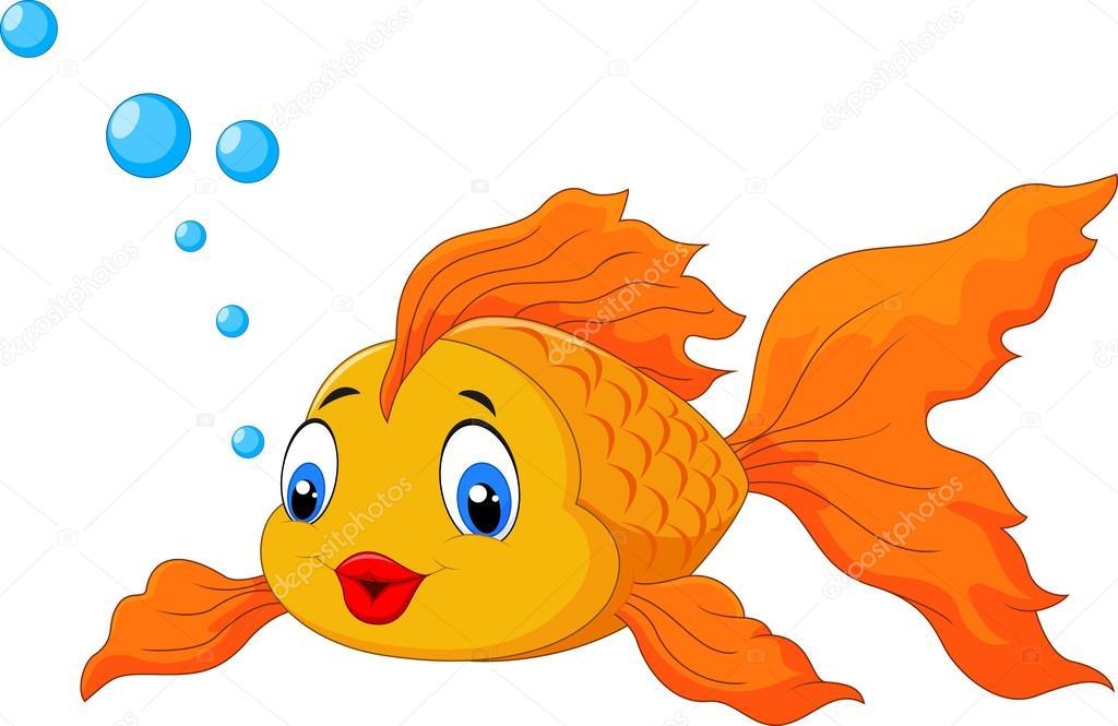 мультик как ловить золотую рыбку