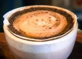 Homemade coffee — Stock Photo