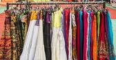 Skirts on sale — Stockfoto