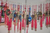 Feng shui items on sale — Stockfoto