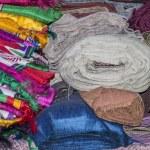Textile rolls — Stock Photo #67273889