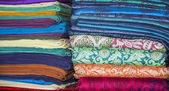 Dress material on sale — Stockfoto