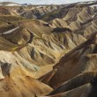 Colorful mountains in southern Iceland. Landmannalaugar — Stock Photo #53893631