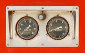 Old gauges — Stock Photo