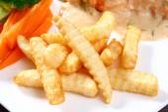 Potato chip — Stock Photo