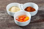 Thai Condiment — Stock Photo