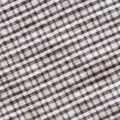 Checkerboard pattern cloth texture — Стоковое фото