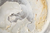 Carbonate scale — Stock Photo