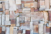Old wooden wall texture — Stock fotografie