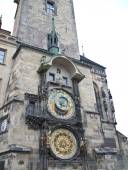 The streets of Prague, towers and steeples.  — Stock Photo