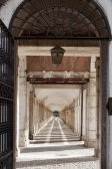 Part of the Royal Palace of Aranjuez — Stock Photo