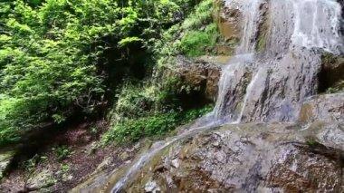 Waterfall at Mixnitz — Vídeo de Stock