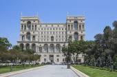 Government building of the Azerbaijan Republic in Baku — Foto Stock