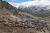 Manang, Nepal — Stock fotografie