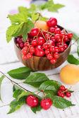 Letnie owoce — Zdjęcie stockowe