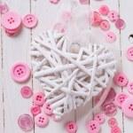 Valentine day postcard — Stock Photo #62818053