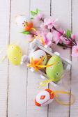 Easter eggs. — Photo