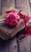Valentine Day background. — Stock Photo
