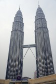 Petronas Twin Towers — Stock Photo