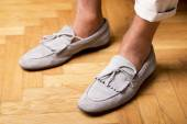 Moccasins shoes — Stock Photo