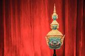 Hua Khon (Thai Traditional Mask) — Stock fotografie