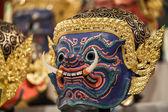 Hua Khon (Thai Traditional Mask) — Stok fotoğraf