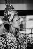 Thai Traditional Dance — Stock fotografie