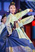 Korean Tamu Show — Stock Photo