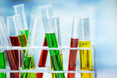 Equipamento de laboratório — Foto Stock