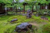Zen Garden at Kenninji Temple in Kyoto — Stock Photo